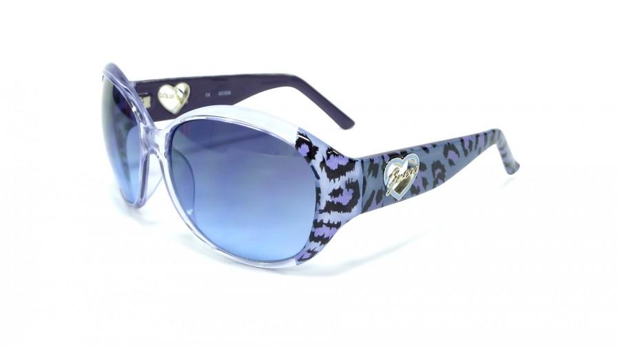 Sun glasses Guess GU 7146 BL 48 Blue Leopard Large