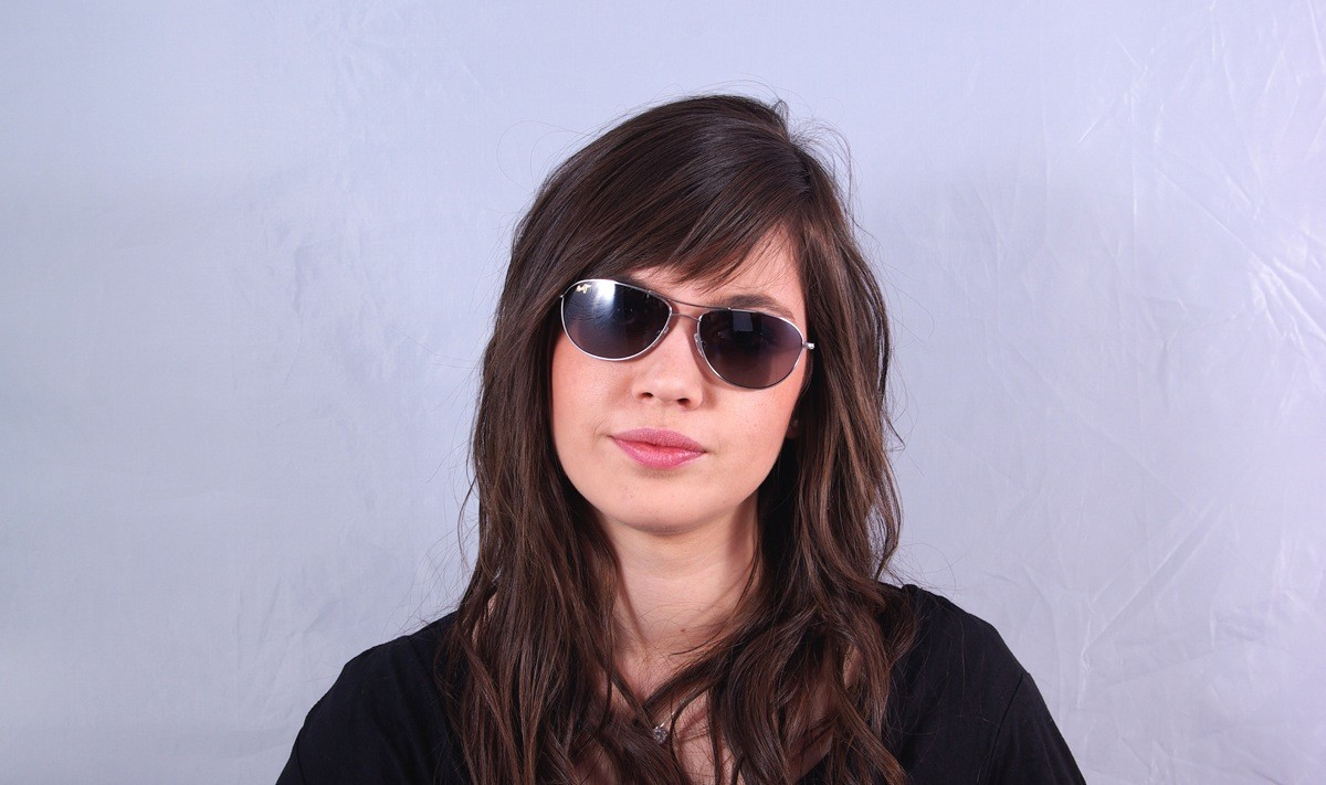 Maui Jim Beach Baby Sunglasses  jim gs245 17 56 18 silver polarized visiofactory