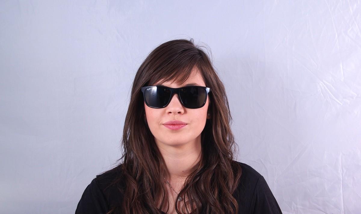 360a507cf5 Ray Ban Rb4181 601 Black Sunglasses | City of Kenmore, Washington