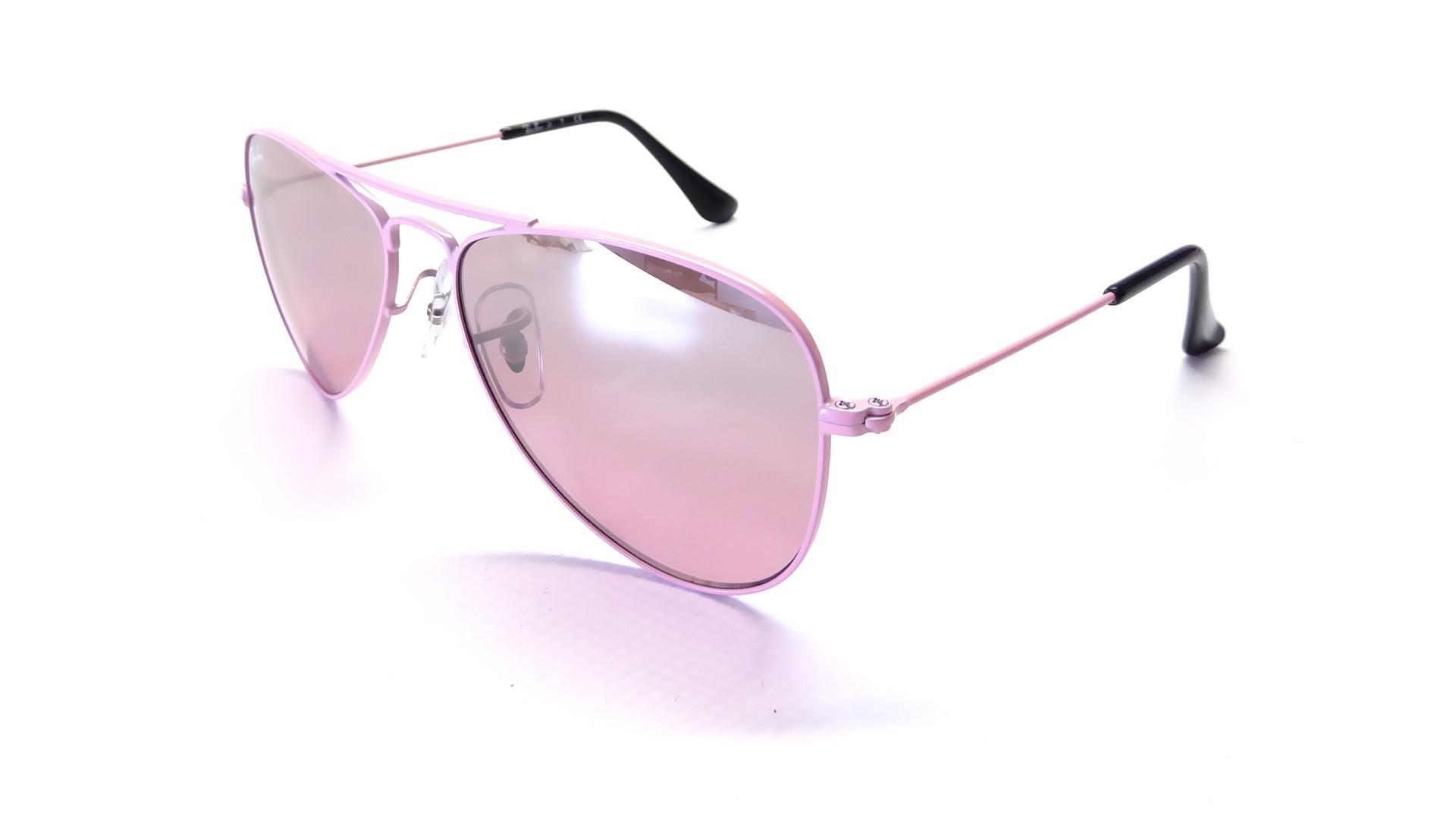 ray ban 2117  Ban Aviator Pink RJ9506S 2117E 50-13