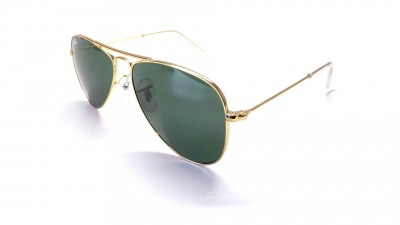 Lunettes de soleil Ray-Ban Aviator Metal Or RJ9506S 223/71 50-13 41,58 €