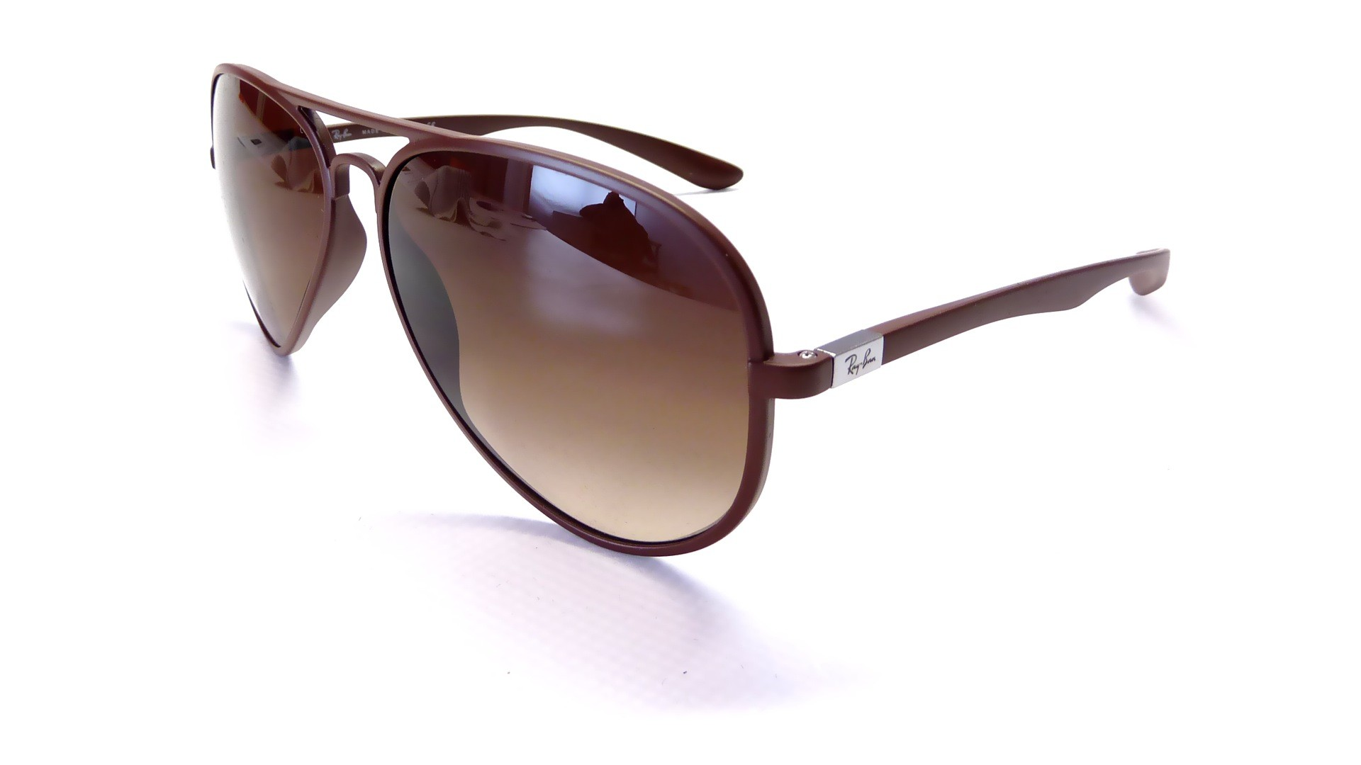 76a93ac0ce7 Rb4180 Vwhr Ray-Ban Aviator Liteforce Liteforce Yellow RB4180 6085 2L 58-13