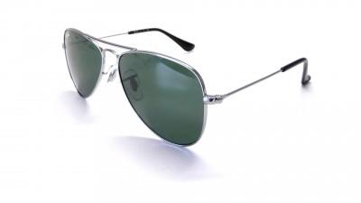 Lunettes de soleil Ray-Ban Aviator Metal Gris RJ9506S 200/71 50-13 41,58 €