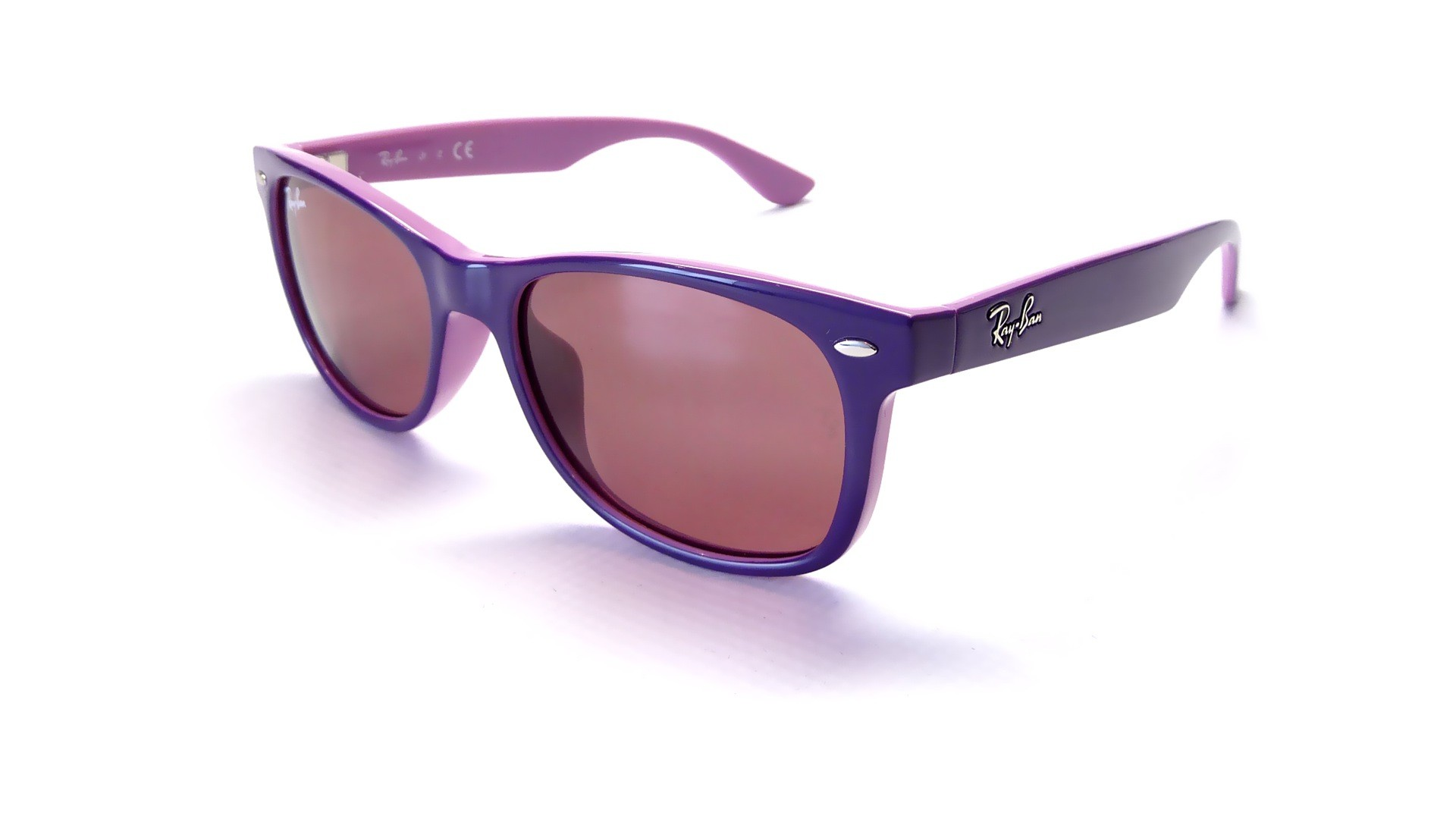 pink ray ban aviators 5y7a  purple ray ban sunglasses
