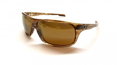 Maui Jim Island Time Brown H237-15 64-17 Polarized 139,08 €