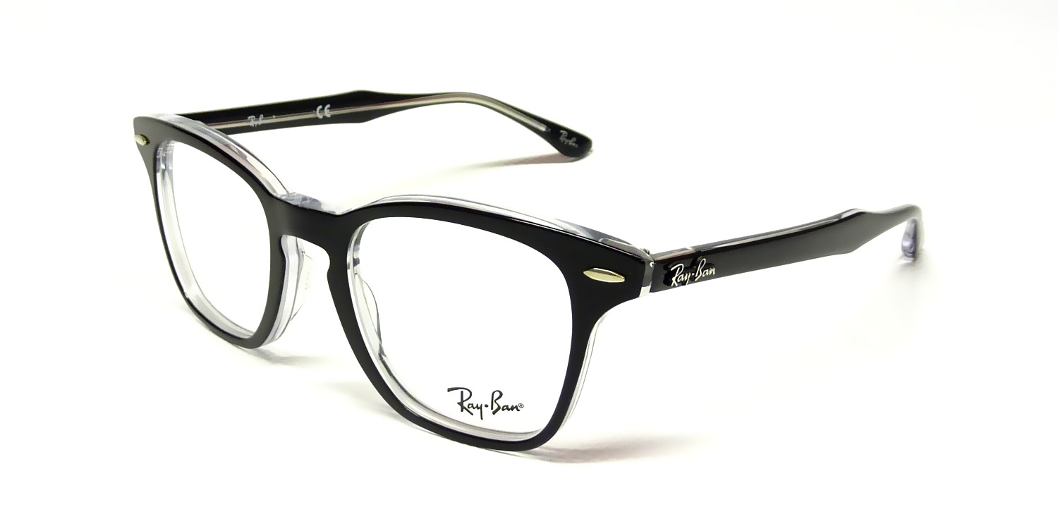 Glasses With Black Frame : Ray Ban Glasses Black Frames - Highgate Park