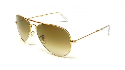 Ray-Ban Aviator Or RB3479 001/51 58-14 Pliantes 108,25 €