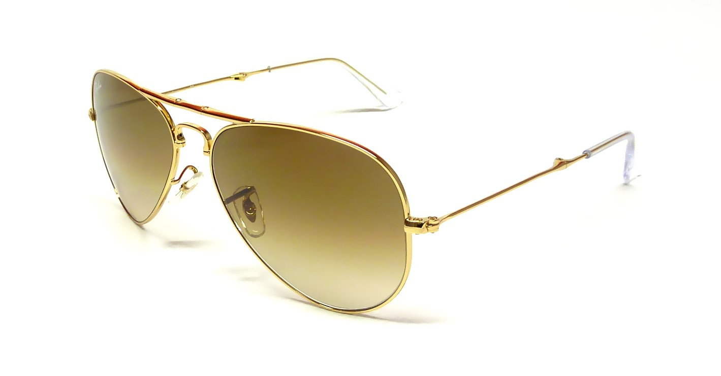 aviator ray ban gold  Ban Aviator Gold RB3479 001/51 58-14 Pliantes