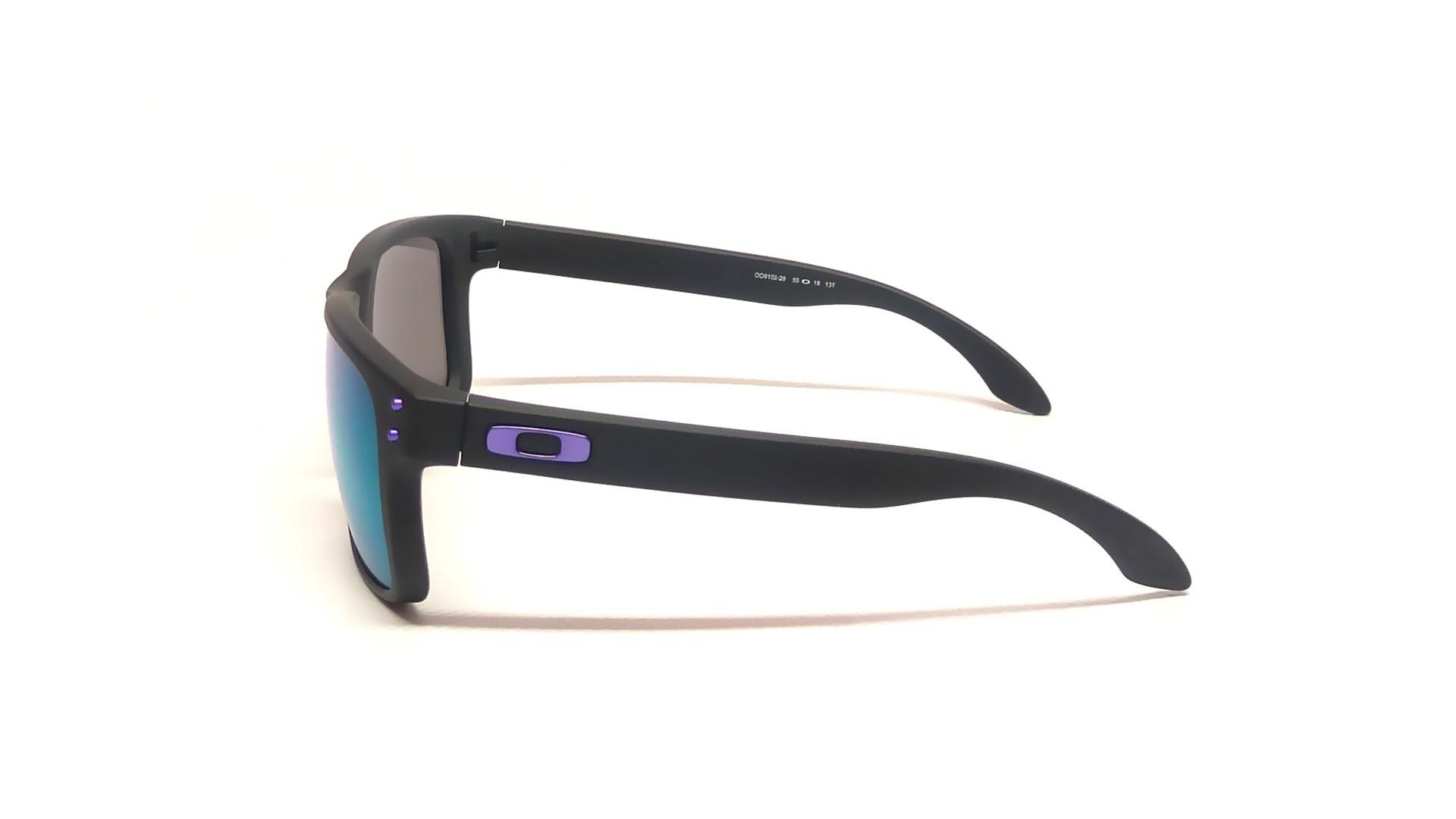 Oakley holbrook oo9102 01 for Miroir noir review