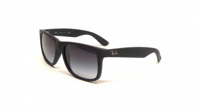 Ray-Ban Justin Noir RB4165 601/8G 55-16 58,25 €