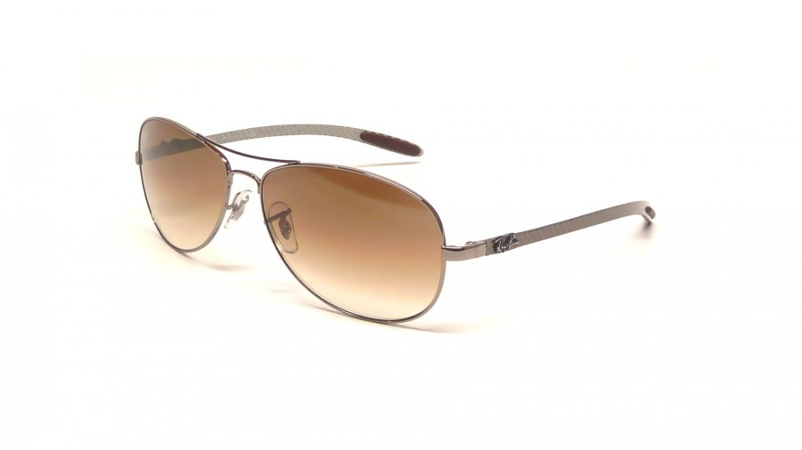 ray ban 8301 argent