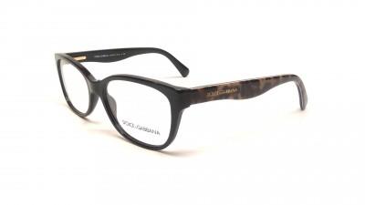 Dolce & Gabbana Matte Silk Black Mat DG3136 2525 53-16 104,08 €
