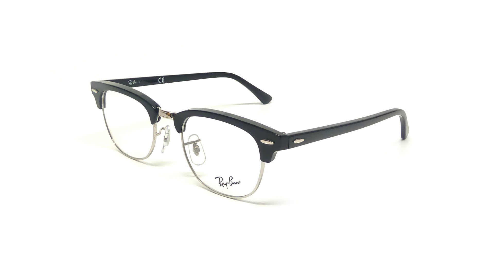 Ray Ban Clubmaster Glasses Frames : Eye glasses Ray Ban RX RB 5154 Clubmaster 2000 Black