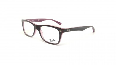 Ray-Ban RX5228 RB5228 2126 50-17 Purple 68,25 €