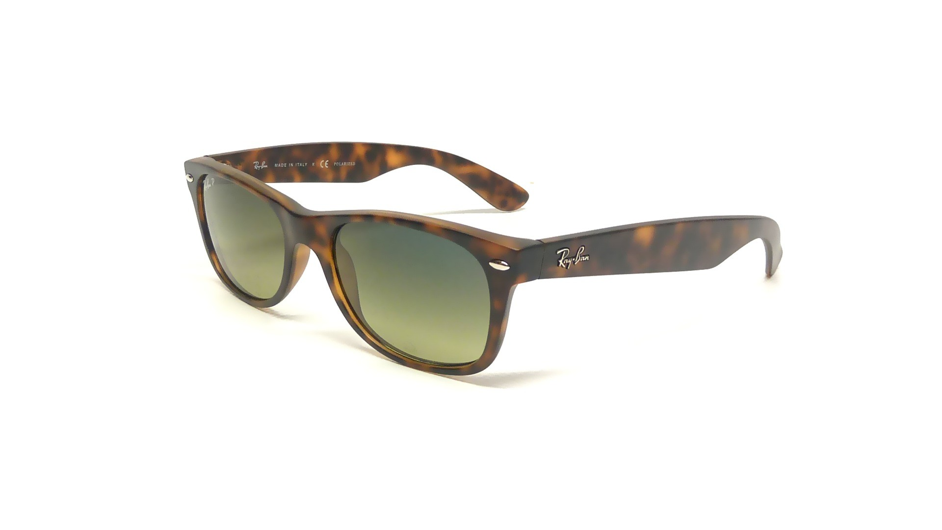 ray ban 2132 new wayfarer  Ban New Wayfarer Tortoise RB2132 894/76 52-18 Polarized