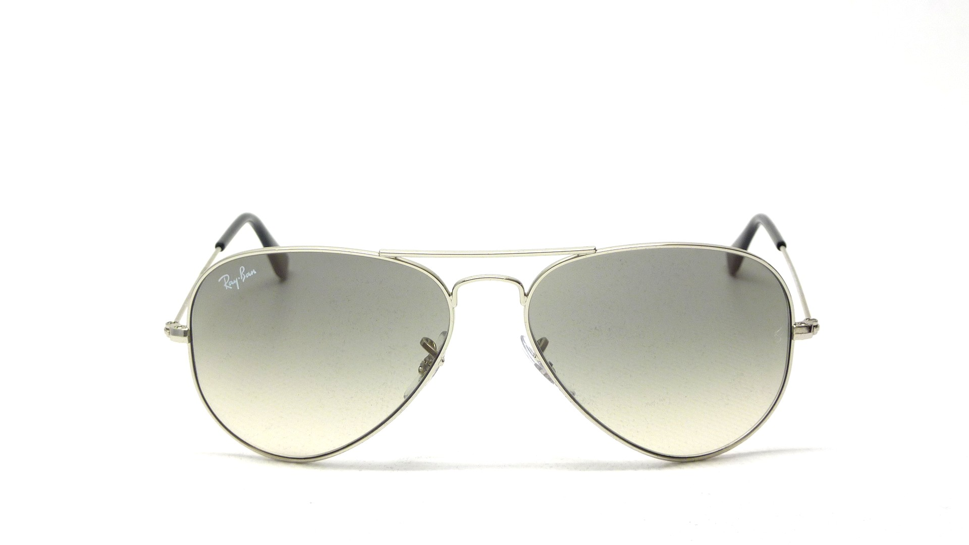 price of ray ban aviators  Ban Aviator Large Metal Silver RB3025 003/32 55-14