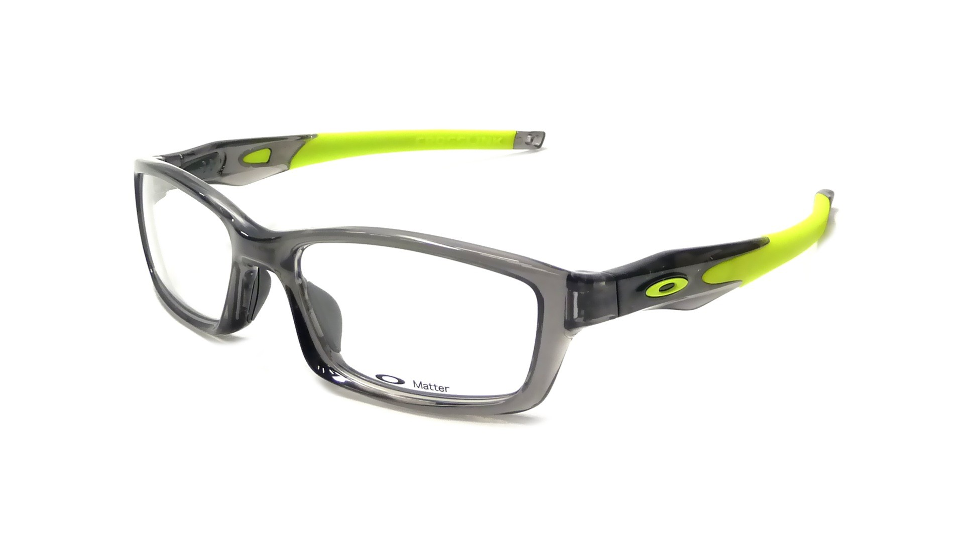 Guess Glasses Frame Parts : Oakley OX8027 02 53-17 Grey Visiofactory