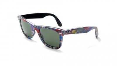 Ray-Ban Original Wayfarer Patchwork Multicolore RB2140 1135 50-22 91,58 €