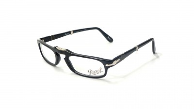 Persol PO2886V 95 51-22 Noir Pliantes 108,25 €