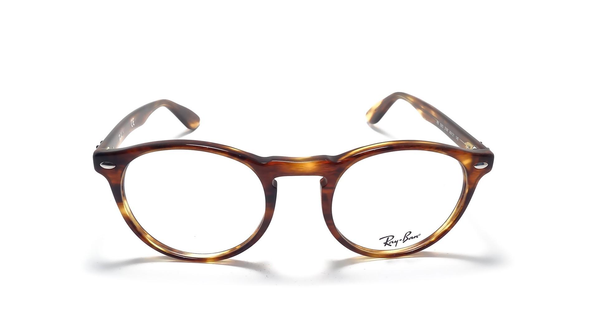 lunettes de vue lunettes de vue ray ban rx rb 5283 2144 caille prix 89 90 visiofactory. Black Bedroom Furniture Sets. Home Design Ideas