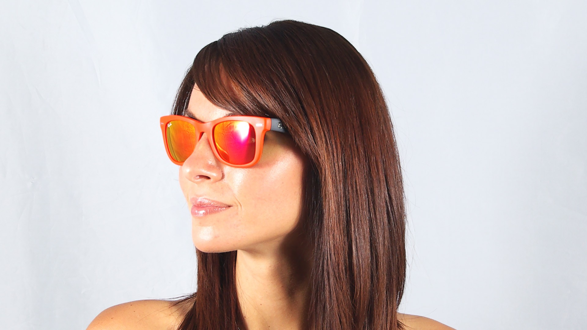 50 22 ray ban for Invention miroir