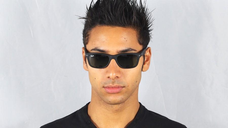 ray ban rb2132 new wayfarer-622 a - size 52 sunglasses