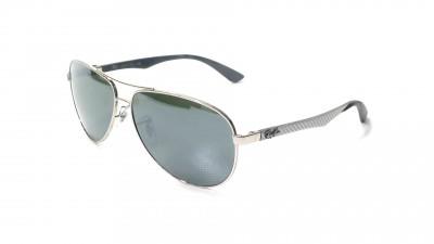 Ray-Ban Fibre Carbon Silver RB8313 003/40 61-13 116,58 €