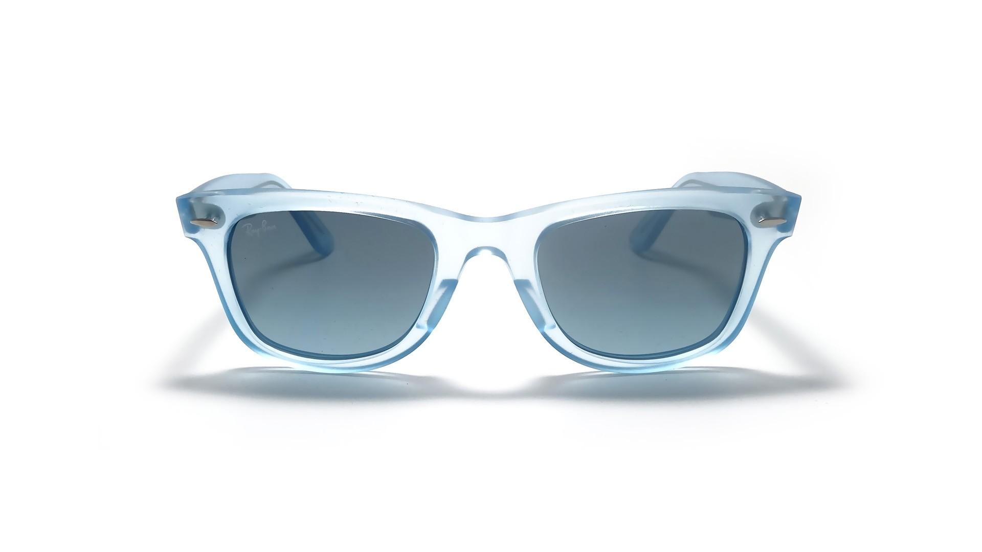 ray ban wayfarer rb2132 bleu