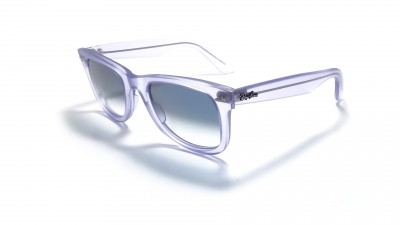 Ray-Ban Original Wayfarer Ice Pop Violet RB2140 6060/3F 50 74,92 €