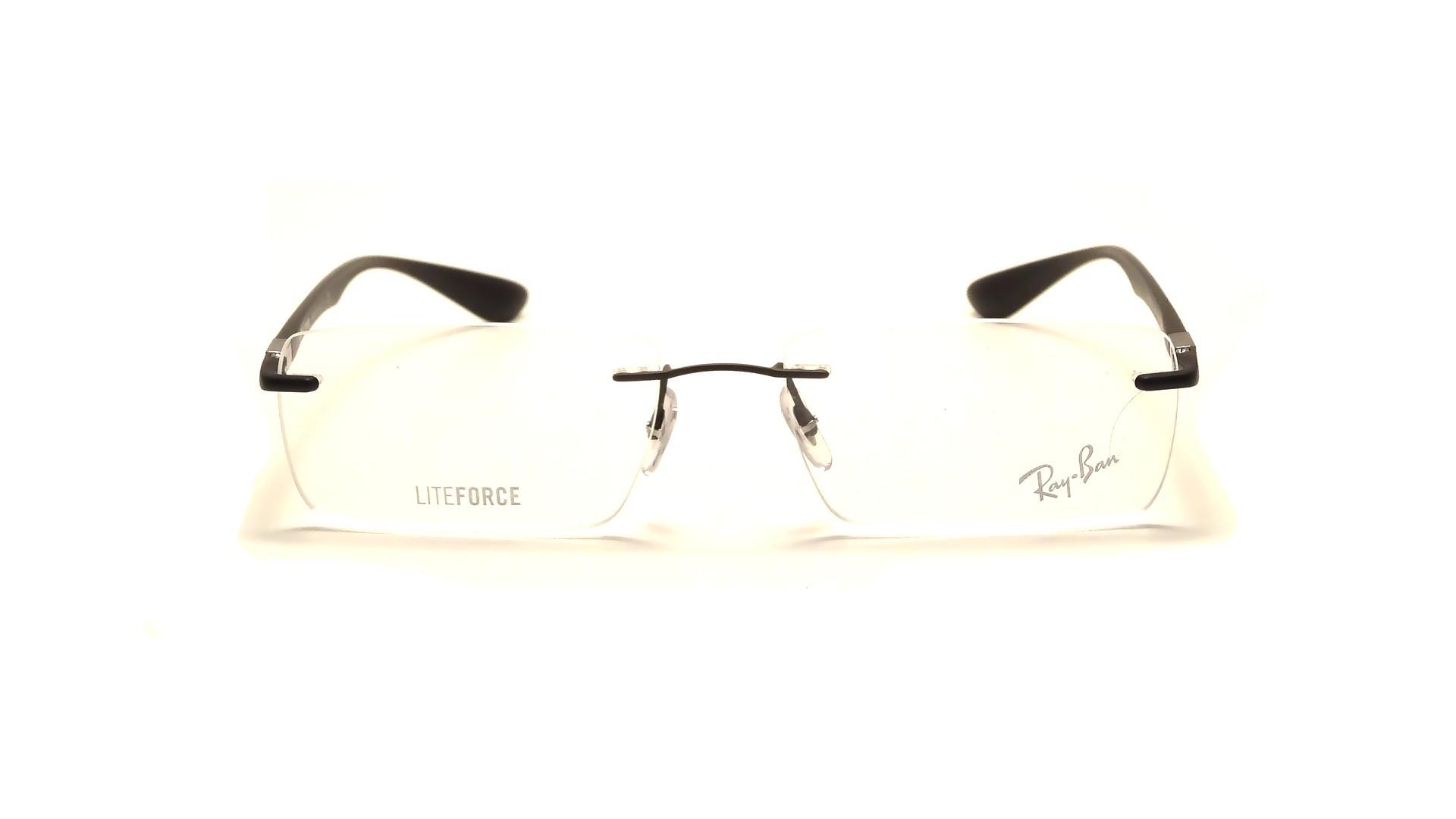 8e315f5f356 optical ray bans glasses  ray ban tech liteforce black rx8724 rb8724 1128  56 17