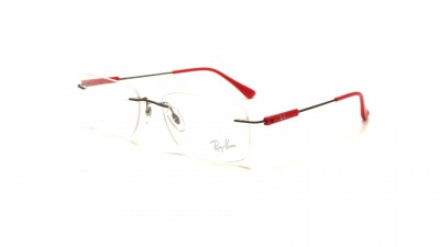 Ray-Ban Light Ray RX8712 RB8712 1142 55-17 Red 96,58 €