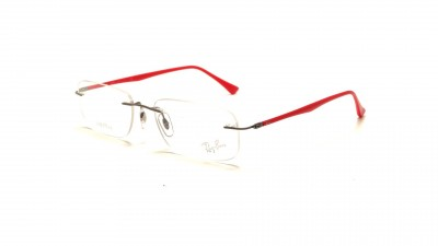 Ray-Ban Light Ray RX8704 RB8704 1161 54-17 Red 96,58 €