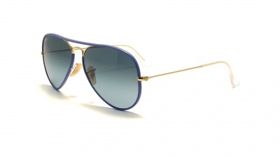 Ray-Ban Aviator Full Color Bleu RB3025JM 001/4M 58-14 99,92 €