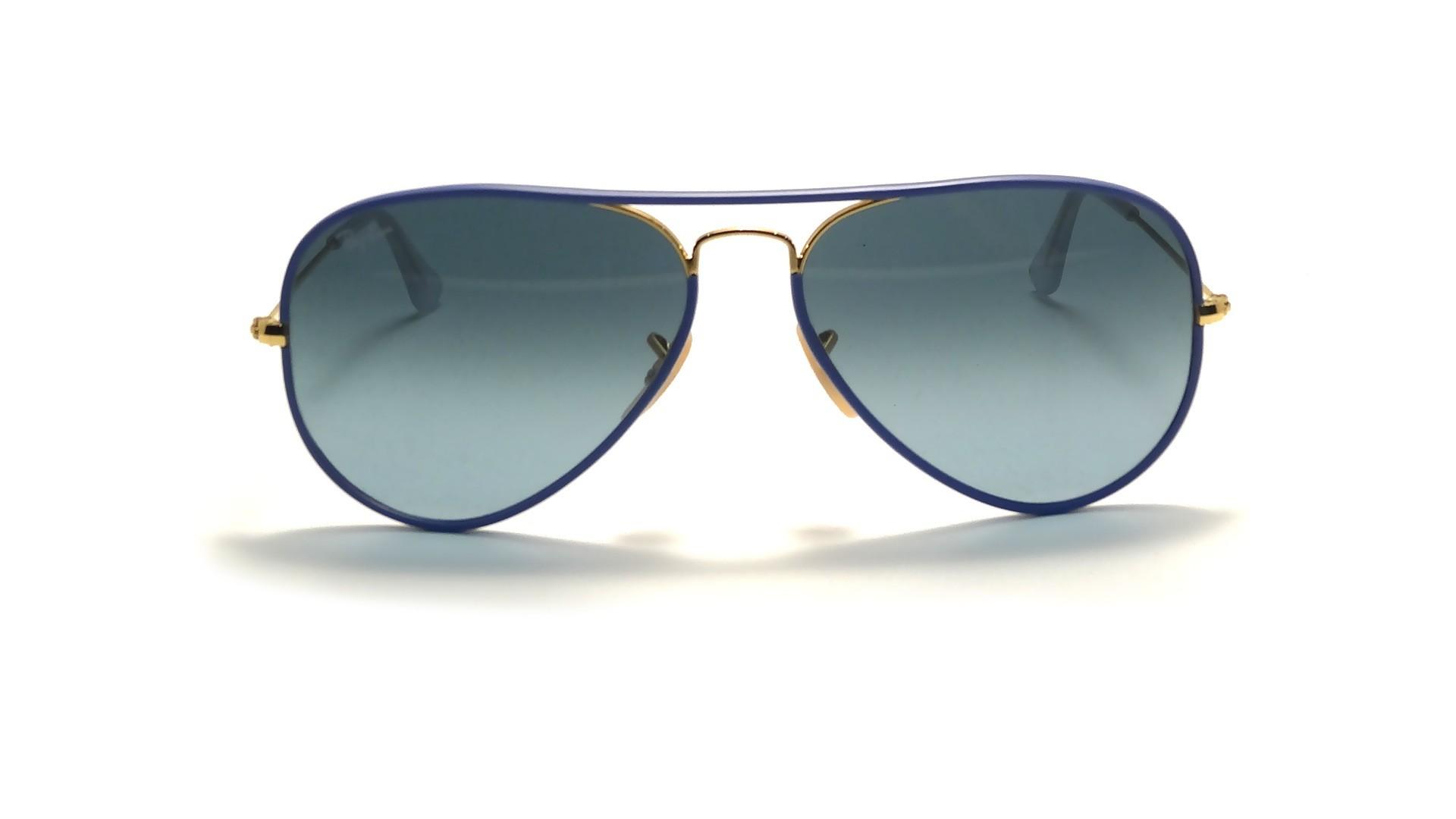 ray ban aviator blue  ray ban aviator blue