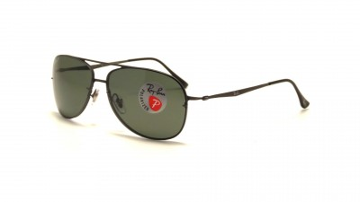 Ray-Ban Light Ray Titanium Silver RB8052 154/9A 61-13 Polarized 132,42 €