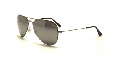 Ray-Ban Aviator Flat Metal Argent RB3513 154/6G 58-15 95,75 €