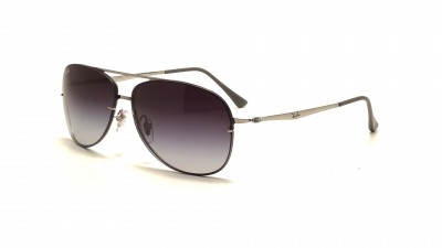 Ray-Ban Light Ray Titanium Silver RB8052 159/8G 61-13 122,42 €