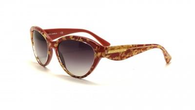 Dolce & Gabbana Gold Leaf Rouge DG4199 2748/8G 55-18 75,00 €