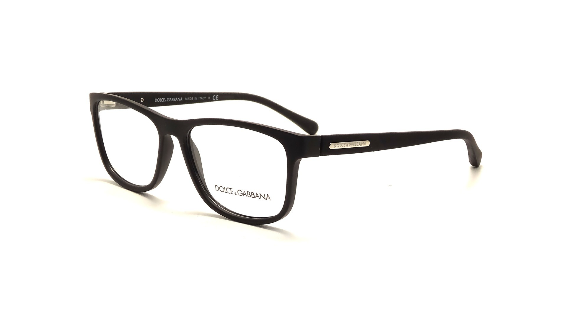 dolce gabbana over molded rubber black dg5003 2616 54 15 visiofactory
