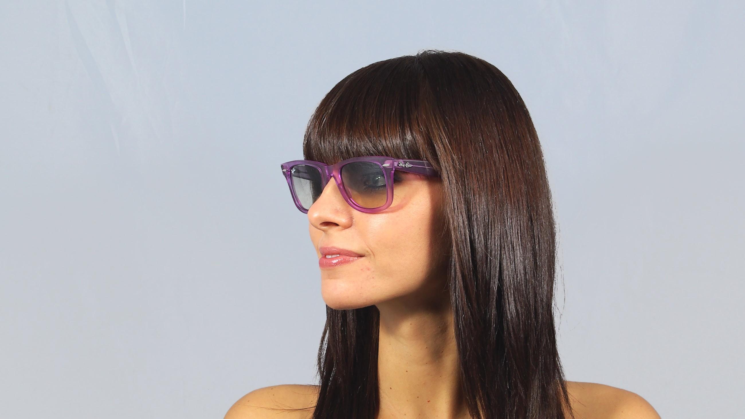 74aefd1070 ... ray ban original wayfarer ice pop purple rb2140 6056 32 50 visiofactory