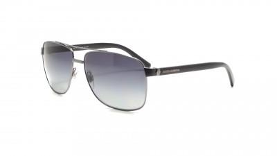 Dolce & Gabbana Sicilian Hinge Black DG2131 079/T3 57-14 Polarized 122,42 €