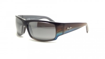 Maui Jim World Cup Gris 266-03F 64-19 Polarisés 132,50 €