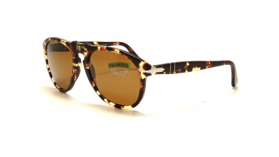 Persol PO0649 98557 52-20 Tabacco di Virginia Polarized 129,92 €