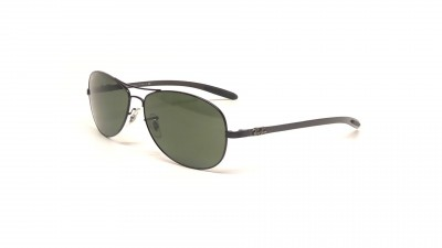 Ray-Ban Fiber Carbon Black RB8301 002 56-14 99,92 €