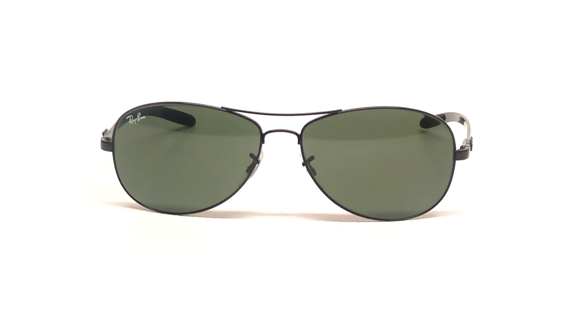 255ce23b5d2 Ray Ban Rb8301 Carbon Fiber 002 Black Cockpit Sunglasses « Heritage ...