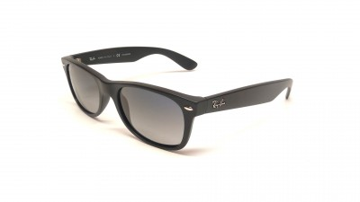 Ray-Ban New Wayfarer Black RB2132 601S/78 55-18 Polarized 108,25 €