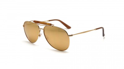 Gucci Gold Plated Gold Plated Or GG2235NS 705IJ 58-13 427,42 €