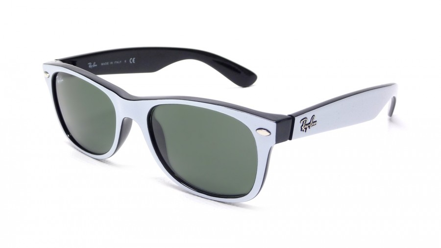 white ray bans wayfarers on sale