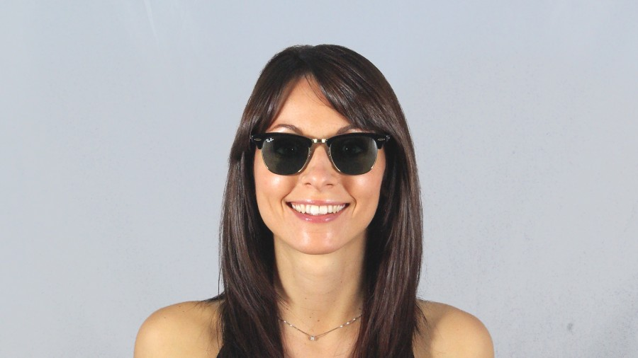 best loved d0534 1caf1 ray ban clubmaster rb3016 w0365 49 ... affd9576c4