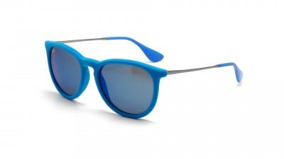 Ray-Ban Erika Velvet Edition Bleu RB4171 6079/55 54-18 79,08 €